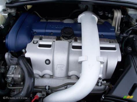 small engine maintenance and repair 2004 volvo s60 user handbook 2004 volvo s60 r awd 2 5 liter turbocharged dohc 20 valve inline 5 cylinder engine photo
