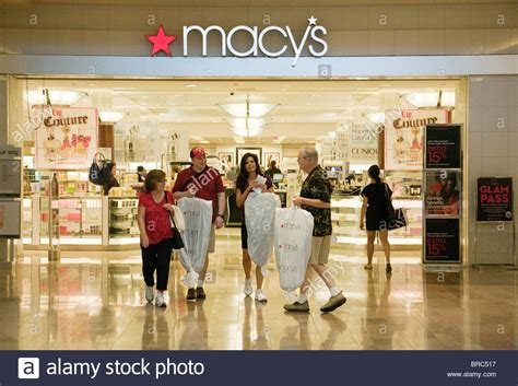 coming out of macys department store bought