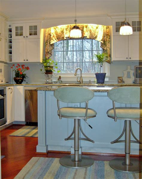 designing with white kitchen cabinets fairfax va