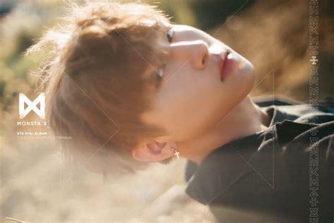 Monsta X The Code teaser monsta x concept photo for 5th mini album the
