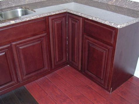cherry red kitchen cabinets red north american cherry kitchen cabinets