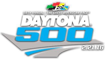 Daytona Logo 2 by 2016 Daytona 500