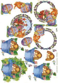 3d Decoupage Prints - felicitari 3d 3 alina lazar picasa albums web 3d