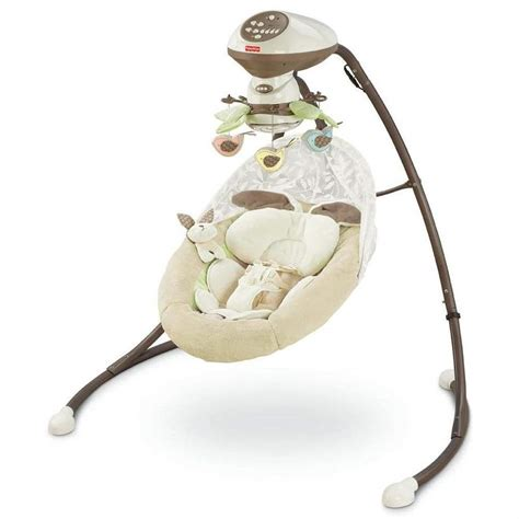 fisher price baby swing new fisher price snugabunny cradle n swing replacement