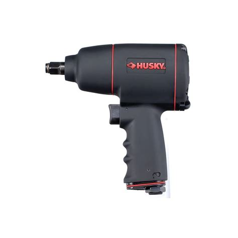 Hummer Husky 2 husky air tool 1 2 in impact hammer wrench cordless power