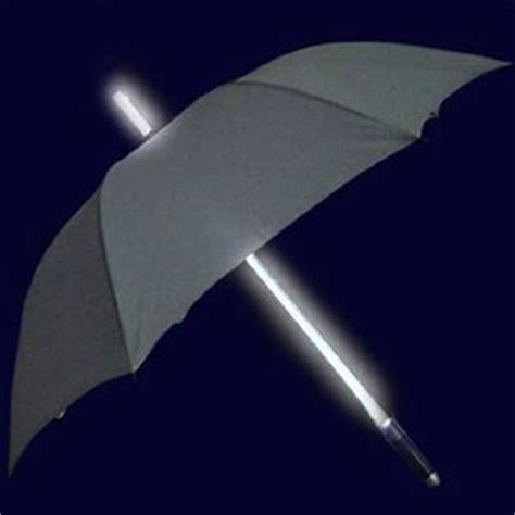 An Umbrella That Lights Up by Led Light Up Umbrella Blade Runner Style From