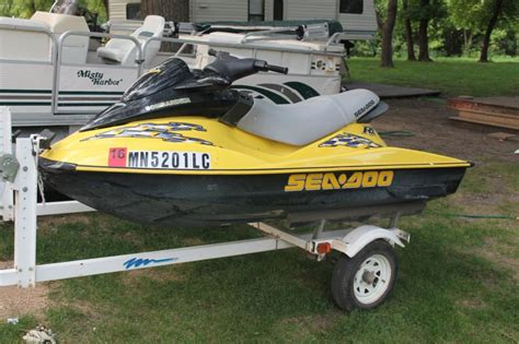 yamaha jet boats good or bad 2 jet skis with trailer lift minnesota lake shetek