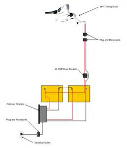 battery wiring diagram for 4 wire minn kota wiring free printable wiring diagrams