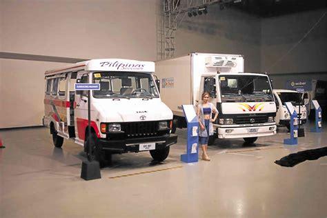 tata motors philippines tata motors strengthens philippines presence motioncars