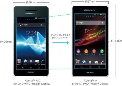Sony Xperia Zr Docomo Pink Putih Blak malaydroid may 2013