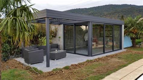 Veranda Style Industriel by Veranda Style Industriel Dco De Cuisine Ouverte Style