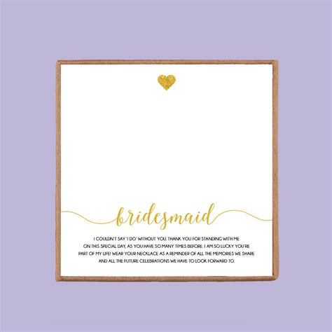 What To Write In A Wedding Gift Thank You Card - what to write in a bridesmaid thank you card baublebible com