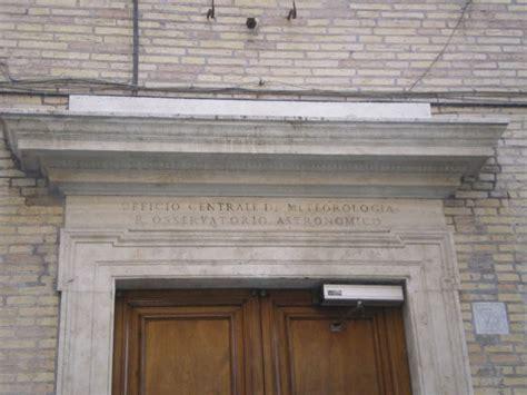 sede la repubblica roma chiude a roma la sede storica della meteorologia italiana
