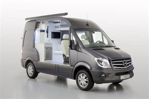 Mercedes Sprinter Caravan by 169 Automotiveblogz Mercedes Sprinter Caravan Concept