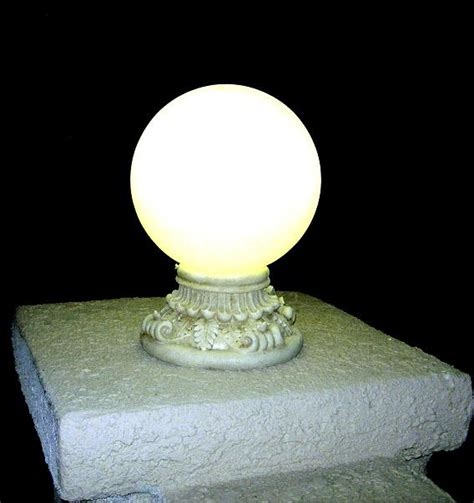solar globe light solar frosted globe light solar patio light