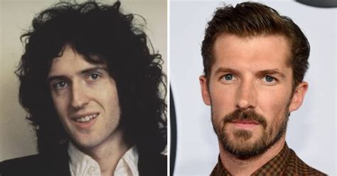 brian may cameo bohemian rhapsody cast vs their real life characters in