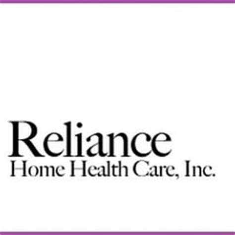 reliance home health care inc carers home health