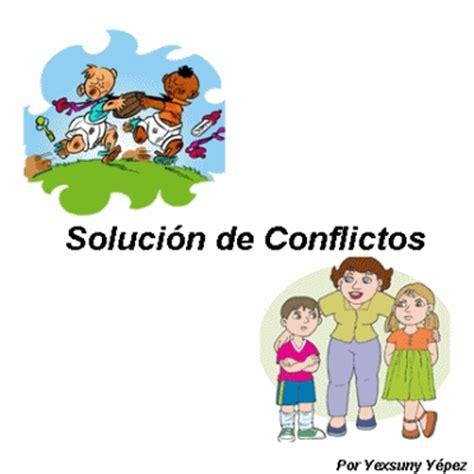 solucion de conflictos en nios herramientas para la toma de decisiones y soluci 243 n de