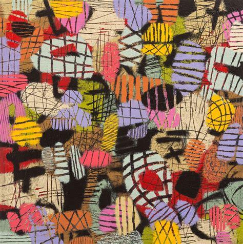 abstract graffiti pattern abstract graffiti like paintings inspired by manhattan