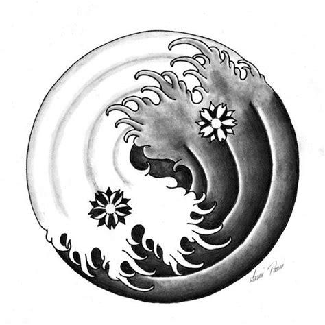 japanese yin yang tattoo 991 best images about yinyang on pinterest ying yang
