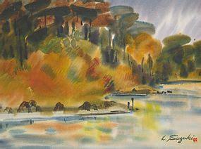 Lewis Suzuki And Decorative Arts From Daniel Simhon