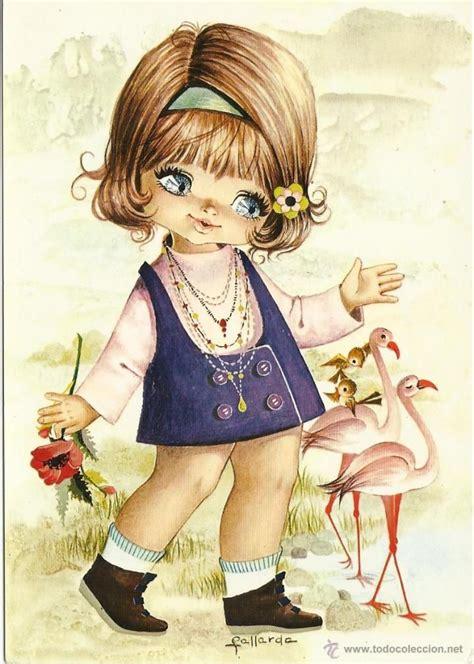 imagenes infantiles antiguas bonita by maria elena lopezpostal antigua dibujos