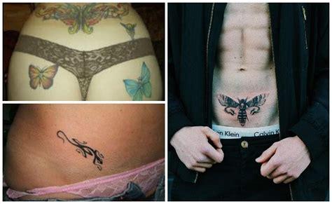 imagenes tatuajes en partes intimas de mujeres tatuajes en las partes 237 ntimas lo que debes saber antes