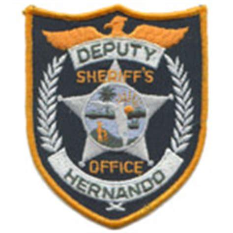 Hernando County Sheriff Records Reflections For Deputy Sheriff Charles Mecklenburg Hernando County Sheriff S