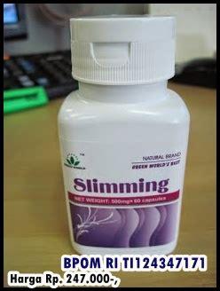 Detox Biolo Slimming Bpom 60 Kapsul agen slimming capsule kota lamandau wini herbal