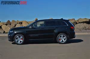 2014 jeep grand srt side