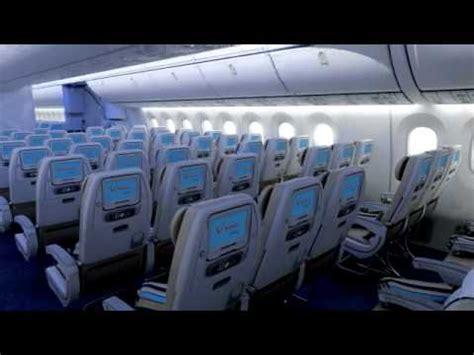Thomson 787 Dreamliner Interior by Dreamliner Videolike