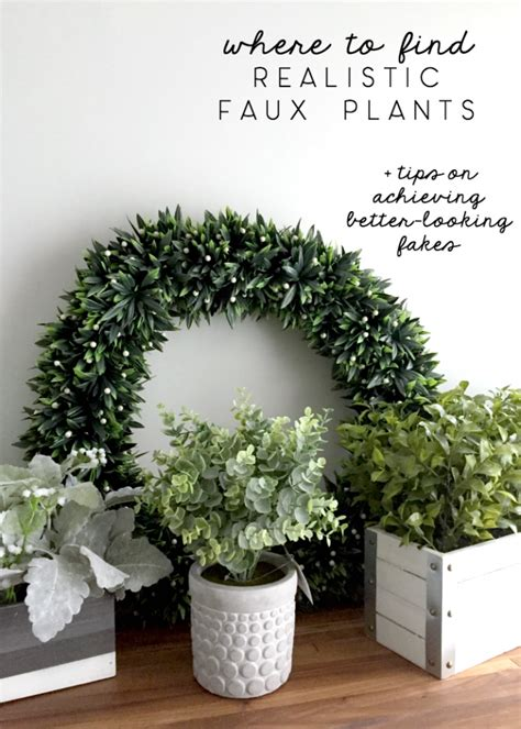 where to buy herb plants now is the time for buying faux plants ugly duckling house