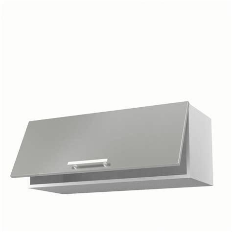 meuble cuisine haut meuble de cuisine haut gris 1 porte d 233 lice h 35 x l 90 x p