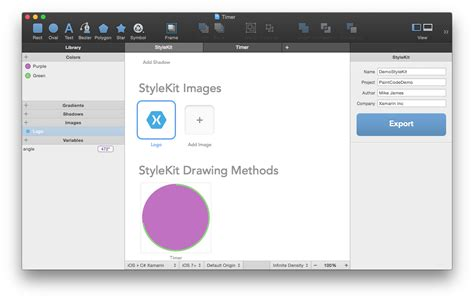 creating beautiful ios controls with paintcode xamarin