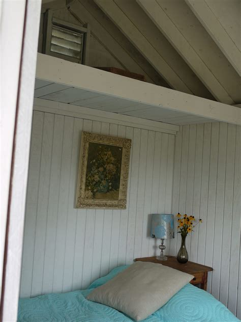 tiny shed turned guest house tiny house swoon