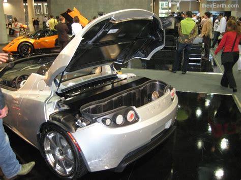 Tesla Roadster Battery Tesla Motors Official Discloses Interesting Information
