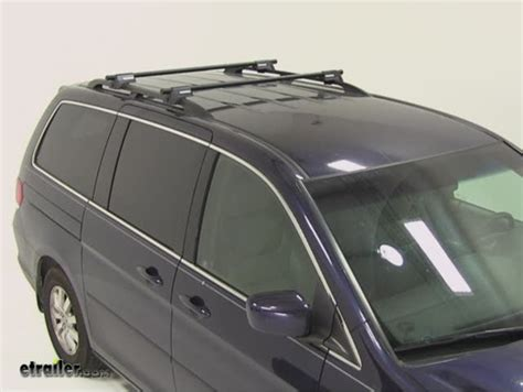 Odyssey Roof Rack by Yakima Roof Rack For 2008 Odyssey By Honda Etrailer