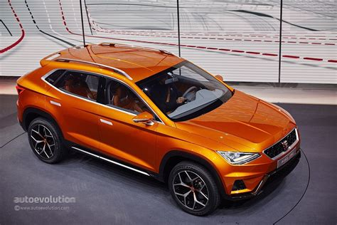 New Suvs For 2017 by Seat Prostyle Suv Will Be The Of 4 New Models Coming