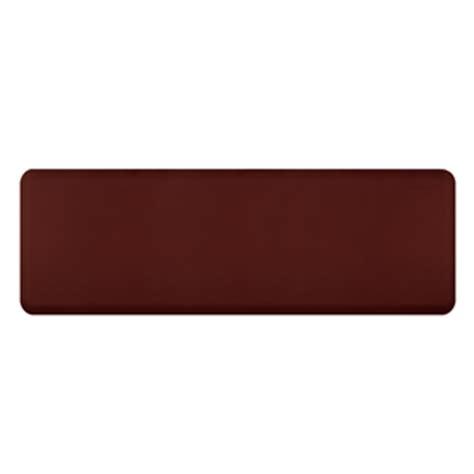 Distinctive Home Anti Fatigue Kitchen Mat - wellnessmats anti fatigue kitchen floor mat burgundy 6x2