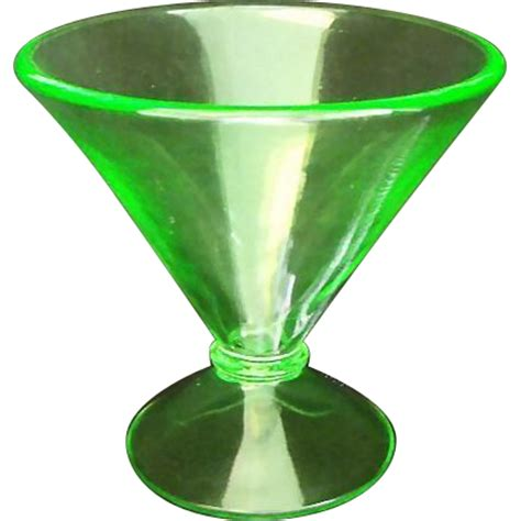 Uranium Vase by Green Uranium Glass Vase From Orphanedtreasures On Ruby