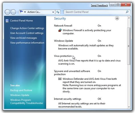 list of anti virus software compatible with windows 7