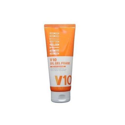 Temulawak V Cleanser Foam Bpom V Original brtc vitamin v10 gel foam 150ml brtc cleansing foam