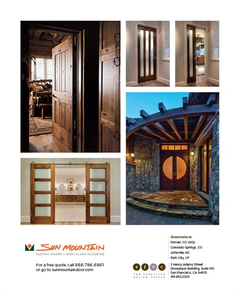 california home design magazine brock