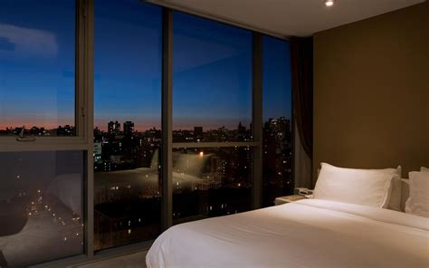 best new york hotels with a view the best hotels in nyc with a view 2017 list