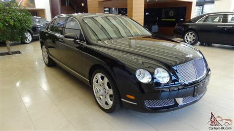 Bentley Continental Gt Flying Spur Sedan 4 Door