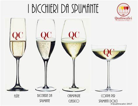bicchieri spumante servizio vino bicchiere da spumante il glossario di