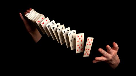 how do magicians know what card you re thinking of