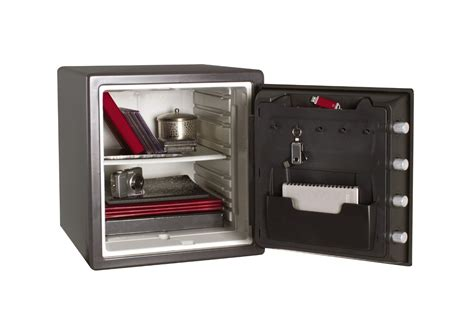 cubic combination safe medium grey the best gun