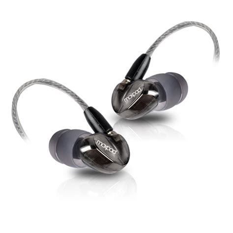 Best Seller Moxpad X6 Noise Isolating In Ear Stereo Headset Earphone moxpad x6 in ear sport earphones with mic for iphone