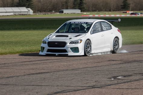 2016 white subaru 2016 subaru wrx sti isle of man edition by prodrive gtspirit